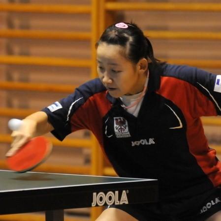Chinka Li Liu była dzisiaj liderką gorzowianek. W dwóch grach nie oddała rywalkom nawet seta i poprowadziła zespół do pierwszego zwycięstwa w ekstraklasie.