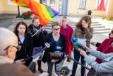 """II Marszu Równości w Białymstoku. """"Nie boimy się"""" twierdzą organizatorzy i przedstawiają swoje postulaty (zdjęcia)"""