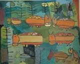 Wystawa malarstwa Krzysztofa Gieniusza