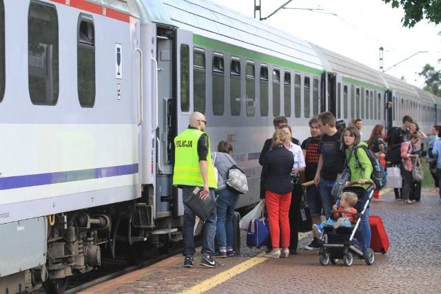 Śmiertelny wypadek na stacji Wrocław Brochów