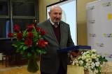 Ogólnopolska Nagroda Literacka im. Franciszka Karpińskiego. Krzysztof Kuczkowski odebrał statuetkę (zdjęcia)