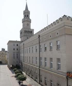Opole chce przyciągnąć hotele i innowacyjne technologie. (fot. archiwum)