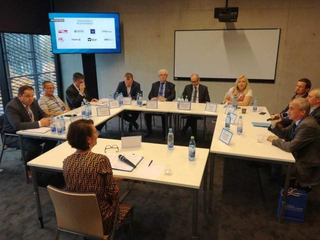 Spotkanie o zrównoważonej mobilności miejskiej w ramach EKMŚP 2018