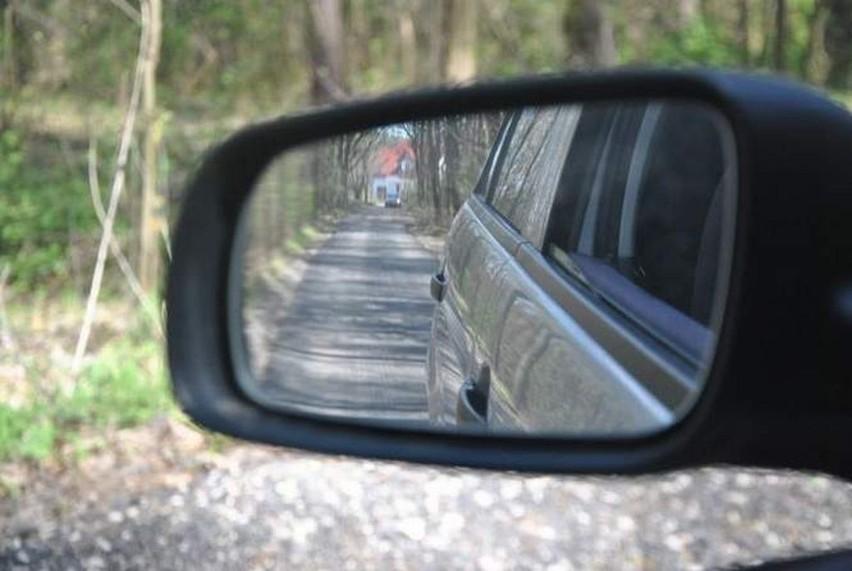 Urzędnicy szacują, że przebudowa drogi z Białego Boru do...