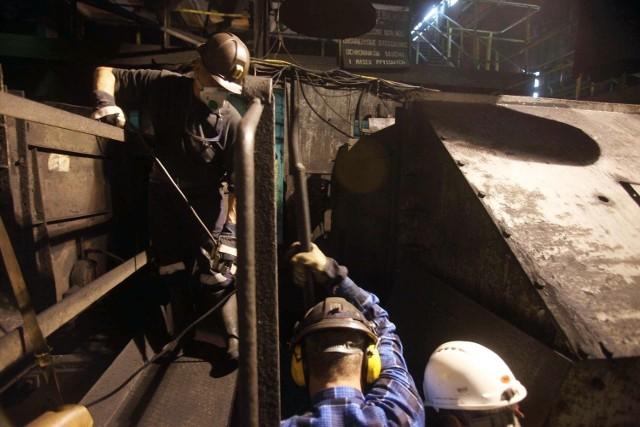 Wstrząs w kopalni