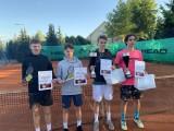 Tenisiści Top Tennis Player Gorzów z sukcesami w turniejach ogólnopolskich