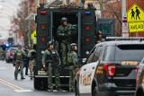 USA: Masakra w Jersey City. Strzelanina miała miejsce w koszernym sklepie. Zginął policjant, dwóch zabójców i trzech zakładników [WIDEO]