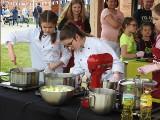 Dni Otwarte Funduszy Europejskich w Lubuskim Centrum Winiarstwa w Zaborze. Gwiazdami były młode mistrzynie kuchni [ZDJĘCIA]
