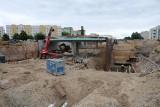 Trasa Niepodległości w Białymstoku. Leśna Dolina w budowie. Powstają mosty i tunele (zdjęcia)