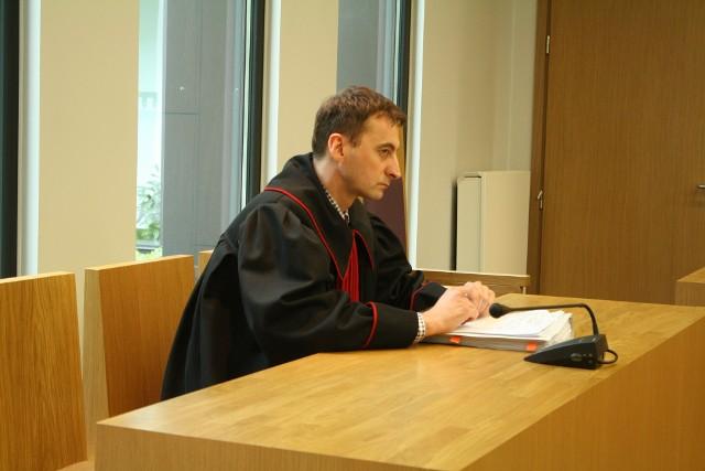 Prokurator Mariusz Krasoń