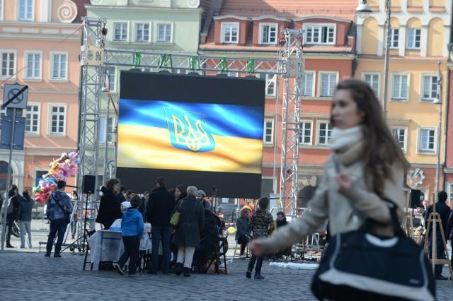 Z danych Urzędu Statystycznego we Wrocławiu wynika, że w stolicy Dolnego Śląska mieszka od 51 do 64 tys. Ukraińców