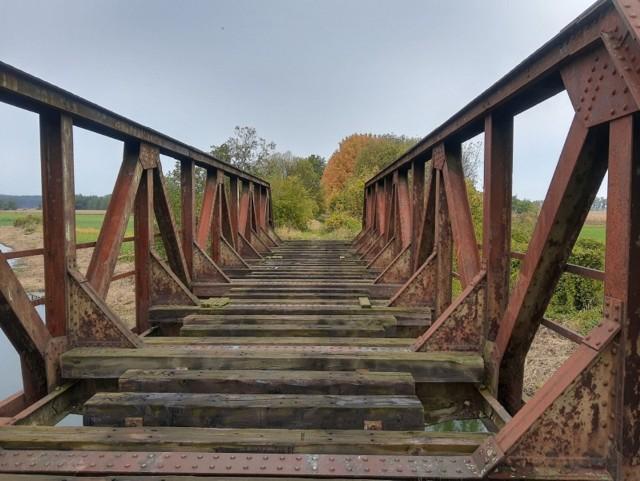 Oto nasz nowy zabytek - most kolejowy w Smolnie Wielkim