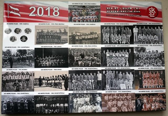 Dwadzieścia jeden drużyn ŁKS od 1929 roku do 1998 roku zdobywało tytuły mistrzów Polski. Taki wyjątkowy kalendarz podarował nam kustosz tradycji klubu z al. Unii Jacek Bogusiak