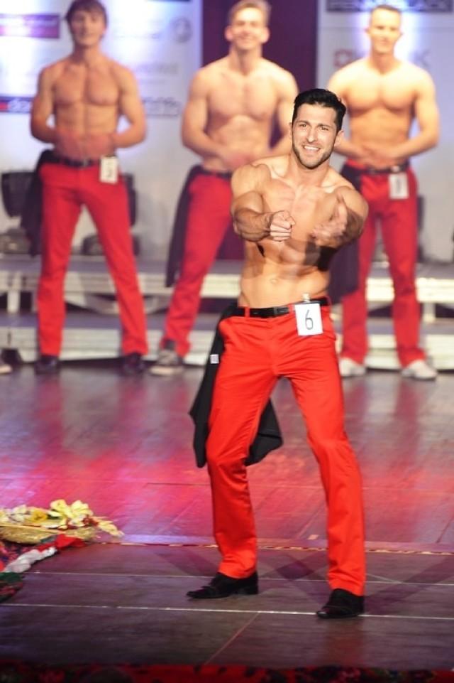 Mister Polski 2014