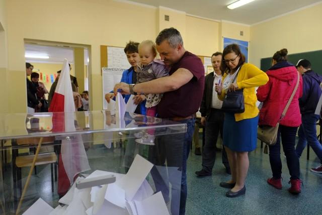 Wyniki wyborów w gminie Dziadkowice