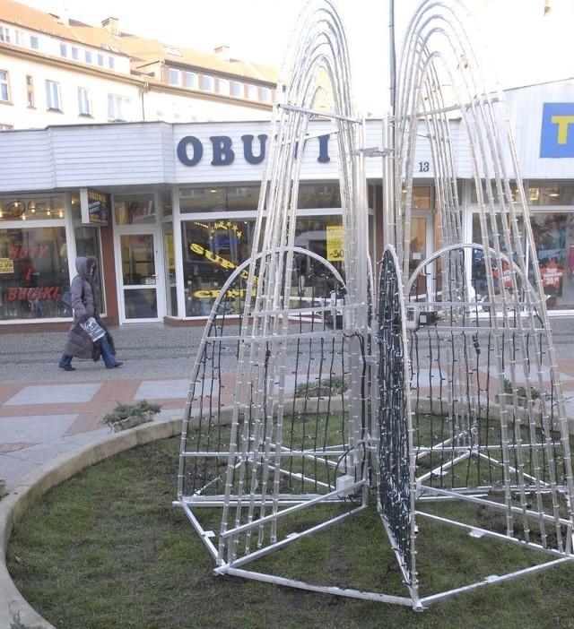 Fontanna przy ul. Bema