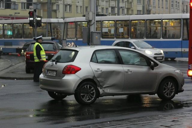Wypadek Dubois/Pomorska - 20.11.2013