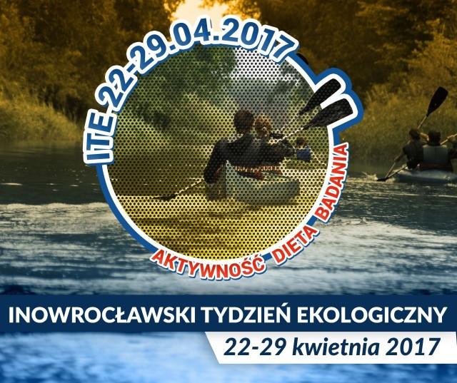 Inowrocławski Tydzień Ekologiczny potrwa od 22 do 29 kwietnia.