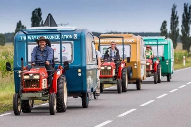 Traktorki przejechały 2 tys. km