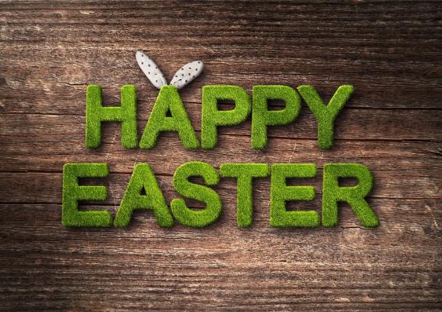 """Kartki z życzeniami na Wielkanoc 2020: piękne, oryginalne, koloroweZdrowych, pogodnych Świąt Wielkanocnych, przepełnionych wiarą, nadzieją i miłością. Radosnego, wiosennego nastroju, serdecznych spotkań w gronie rodzinyi wśród przyjaciół oraz wesołego """"Alleluja"""". Najlepsze życzenia od..."""