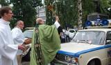Święcili samochody na św. Krzysztofa (galeria zdjęć)