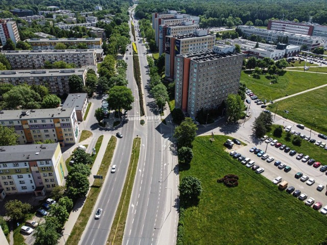Modernizacja ulicy Zwierzynieckiej ma poprawić bezpieczeństwo pieszych i kierowców