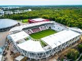 Stadion ŁKS im. Władysława Króla już prawie gotowy. Najnowsze zdjęcia
