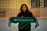 Marta Wellna została siatkarką #VolleyWrocław
