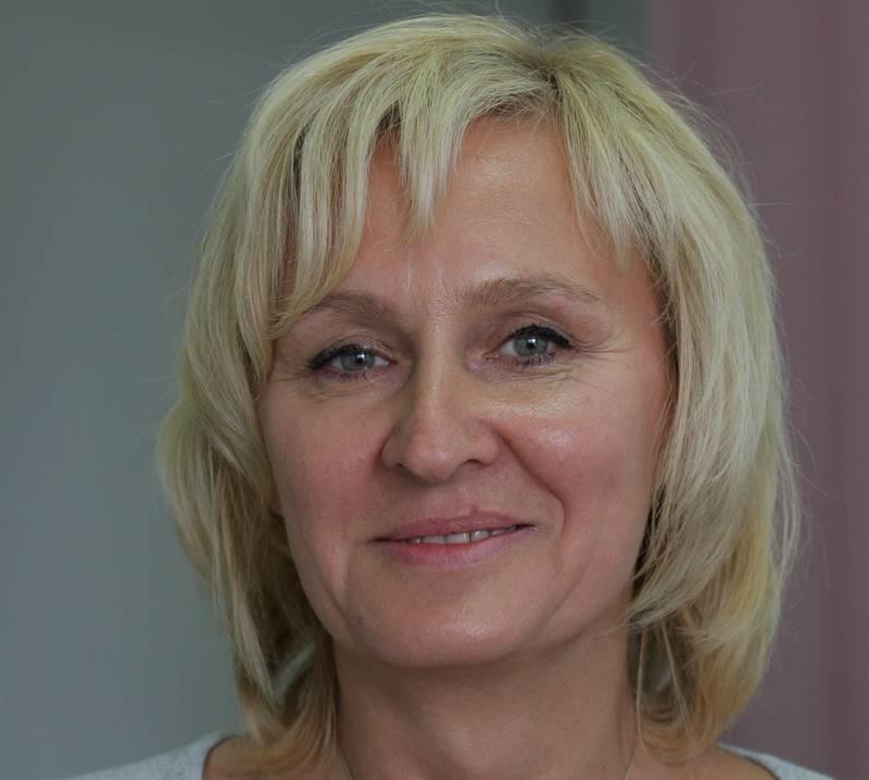 Halina Bakłaj...