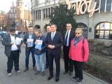 Marcin Sypniewski: - Budynek Savoyu to symbol nieudolności prezydenta Bruskiego