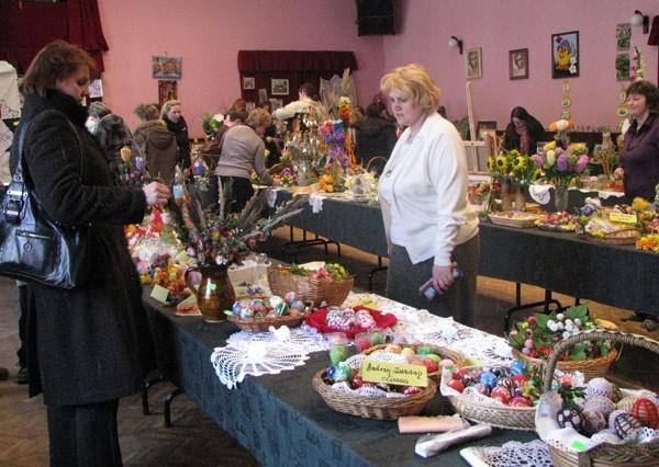 XV wystawa Wielkanocna w Klubie Górnik w Sanoku