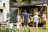 Food trucki i mistrzyni fitness czekają na Wyspie Młyńskiej. W Bydgoszczy trwa 'Kolacja na Wyspie 2018' [zdjęcia]