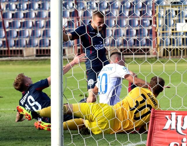 Kamil Drygas w meczach Pogoni Szczecin