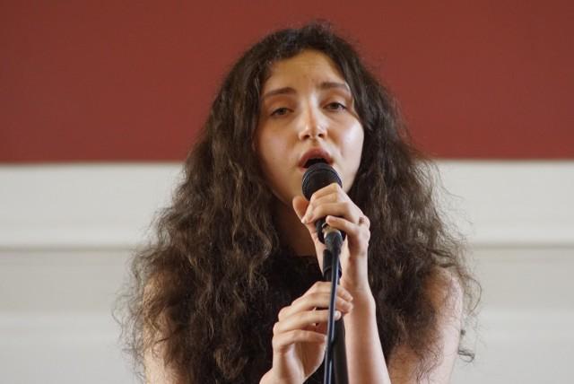 IV Wielkopolski Konkurs Piosenki Żydowskiej wygrała Anna Maria Suchy.