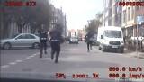 Gdańscy mundurowi jechali na interwencję dotyczącą dziury w jezdni, zatrzymali złodzieja alkoholu. Wybiegł wprost na radiowóz!
