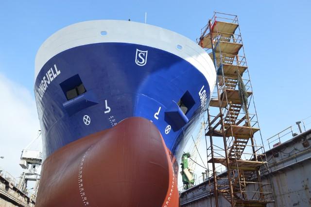Efekty programu mają wspomóc budowę innowacyjnych statków w polskich stoczniach.
