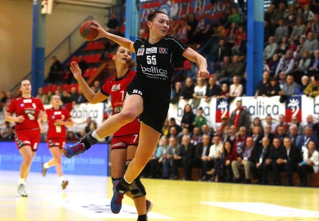 Małgorzata Stasiak rzuciła dla Pogoni 5 bramek.