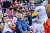 Kibice na meczu mistrzostw Europy siatkarzy Polska - Portugalia [zdjęcia]