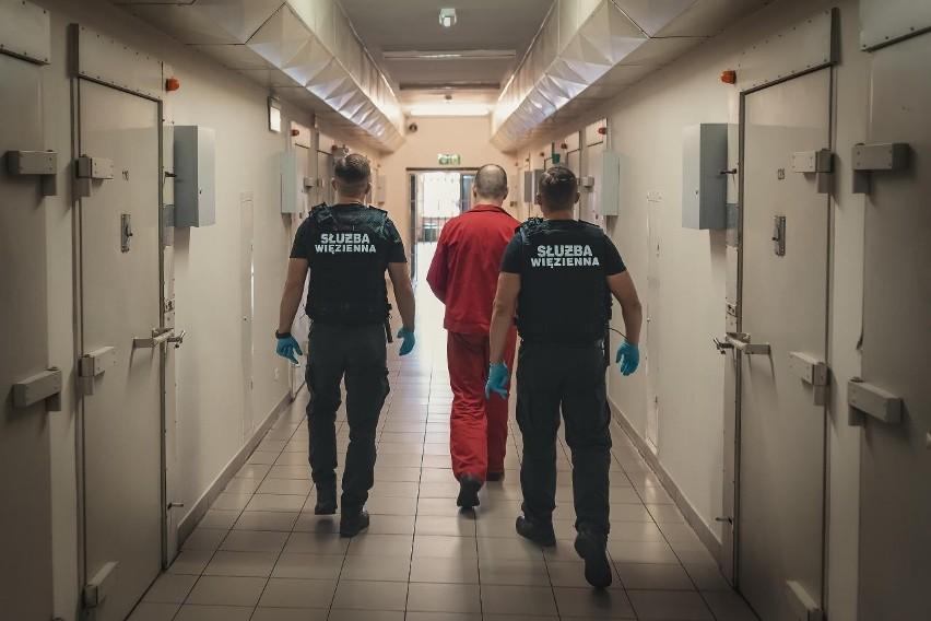 To tutaj w Lubuskiem odbywają kary czy czekają na swe sprawy...