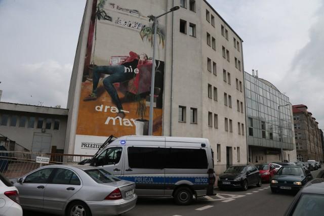 Budynek Teatru Polskiego przy ul. Zapolskiej