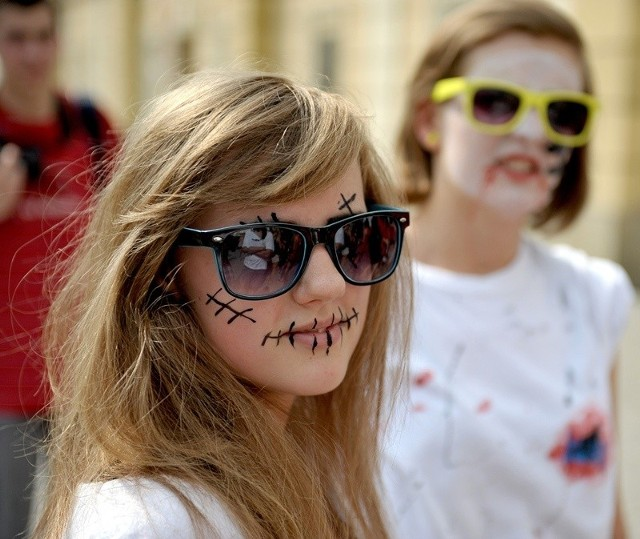 III Przemyski Zombie WalkMarsz zombie odbył się w Przemyślu po raz trzeci.