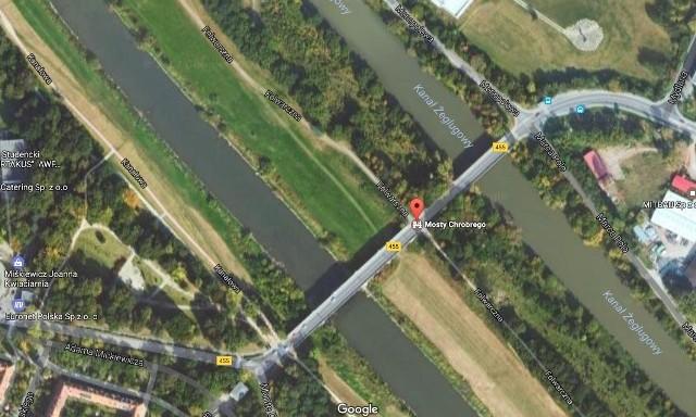 Most Chrobrego