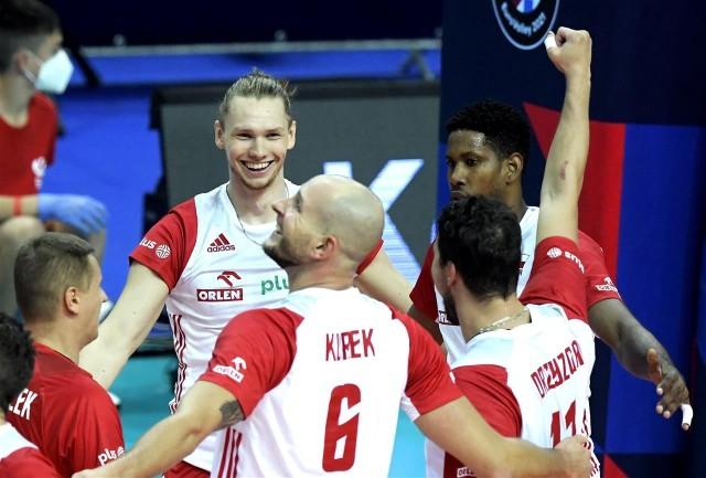 W meczu o brązowy medal mistrzostw Europy siatkarzy Polska pokonała Serbię 3:0