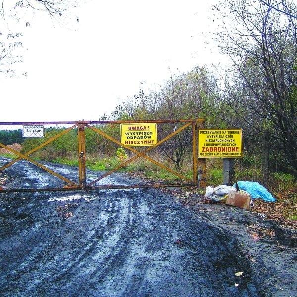 Z końcem sierpnia zamknięte zostało wysypisko śmieci w dzielnicy Poryjewo, a nowe miejsce składowania wciąż nie jest gotowe