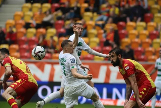 Ostatni mecz Jagiellonii z Lechią Gdańsk zakończył się zwycięstwem Żółto-Czerwonych 2:1