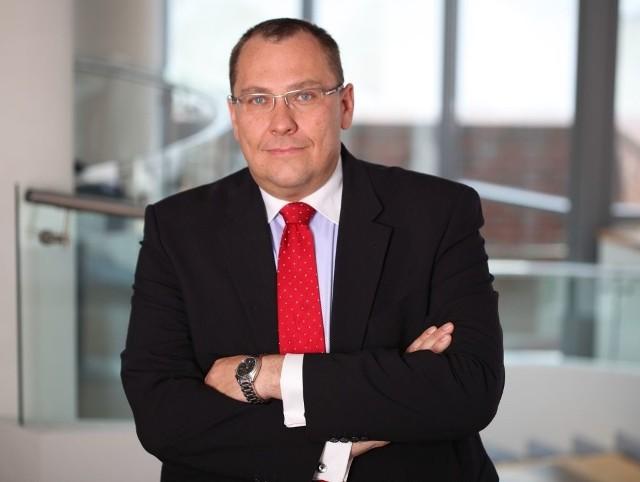 Przemysław Termiński, kandydat PO do Senatu w okręgu nr 11