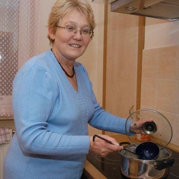 Barbara Kuźniar - Jabłczyńska: odpuściłam i gotuję