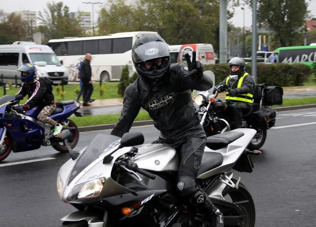 Zakończenie sezonu motocyklowego w Lublinie