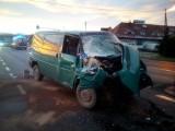 Krzyszkowice. Wypadek na skrzyżowaniu zakopianki z drogą powiatową