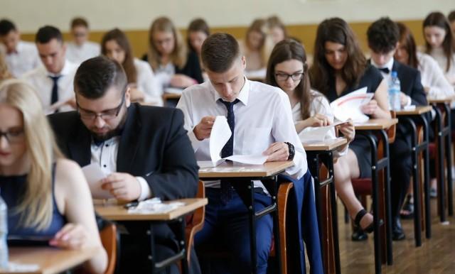 Strajk nauczycieli 2019. Rząd ma plan awaryjny w sprawie egzaminu maturalnego